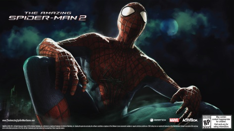 THE AMAZING SPIDERMAN 2 - FILM REVIEW by PAUL LAIGHT
