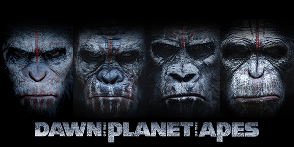 Dawn Of The Planet Of The Apes 2014 Film Review The Cinema Fix Presents