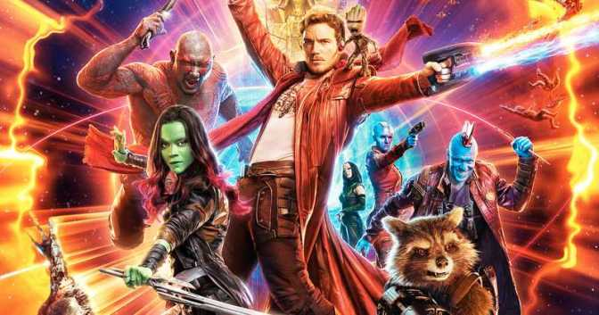 THE GUARDIANS OF THE GALAXY (2014) – FILM REVIEW