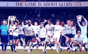 A TRIP DOWN WHITE HART LANE: MY FAVOURITE SPURS MEMORIES by PAUL LAIGHT