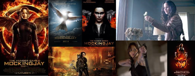 MOCKINGJAY – THE HUNGER GAMES – PART 1 (2014) – FILM REVIEW BY PAUL LAIGHT