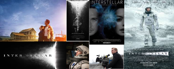 INTERSTELLAR (2014) – FILM REVIEW BY PAUL LAIGHT