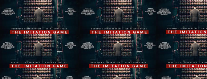 THE IMITATION GAME (2014) – FILM REVIEW BY PAUL LAIGHT