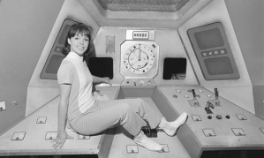 Wendy Padbury Zoe Doctor Who 1968