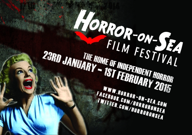 SALUTATIONS TO HORROR-ON-THE-SEA FILM FESTIVAL!