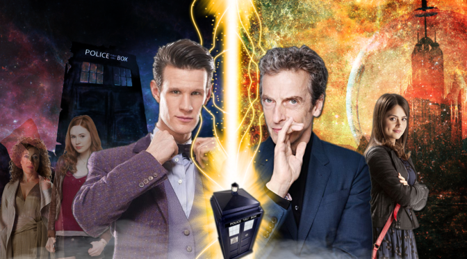 DOCTOR WHO: A SPACE (AND TIME) ODYSSEY – PART THREE by PAUL LAIGHT