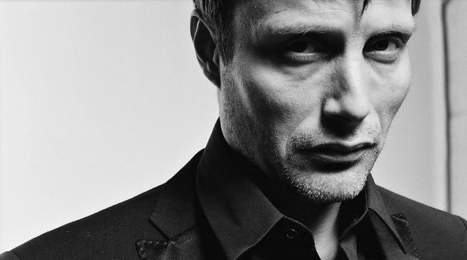 MY CINEMATIC ROMANCE #5:  MADS MIKKELSEN by PAUL LAIGHT