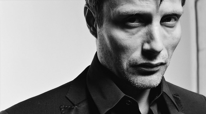 MY CINEMATIC ROMANCE #5:  MADS MIKKELSEN