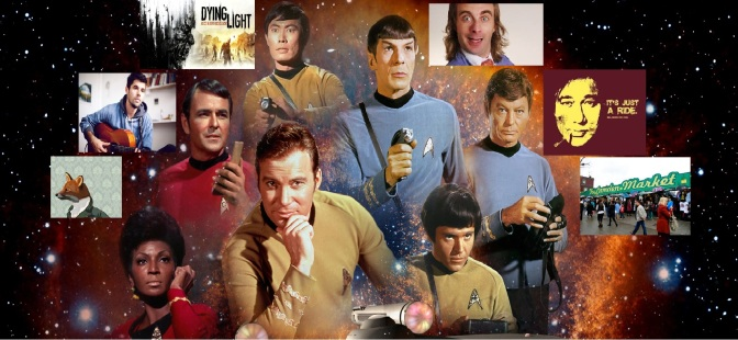 TO BOLDLY BLOG WHERE NO BLOG HAS GONE BEFORE:  A CULTURAL REVIEW by PAUL LAIGHT