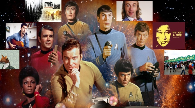 TO BOLDLY BLOG WHERE NO BLOG HAS GONE BEFORE:  A CULTURAL REVIEW