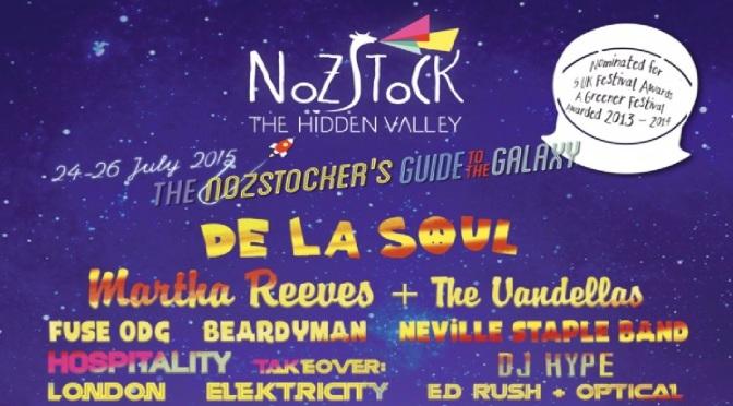 NOSTOCK FESTIVAL REVIEW