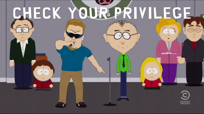 """CHECK YOUR PRIVILEGE"": SOUTH PARK – (SEASON 19) REVIEW BY PAUL LAIGHT"