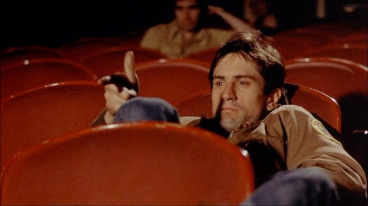 MY CINEMATIC ROMANCE #6:  ROBERT DENIRO by PAUL LAIGHT