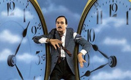 JOHN CLEESE CLOCKWISE 01/05/1986 CT2186