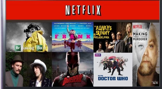 "FIFTEEN ""MUST WATCH"" THINGS ON NETFLIX – PART #1"