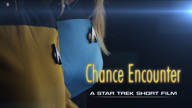 CHANCE ENCOUNTER: A STAR TREK KICKSTARTER CAMPAIGN BY PAUL LAIGHT