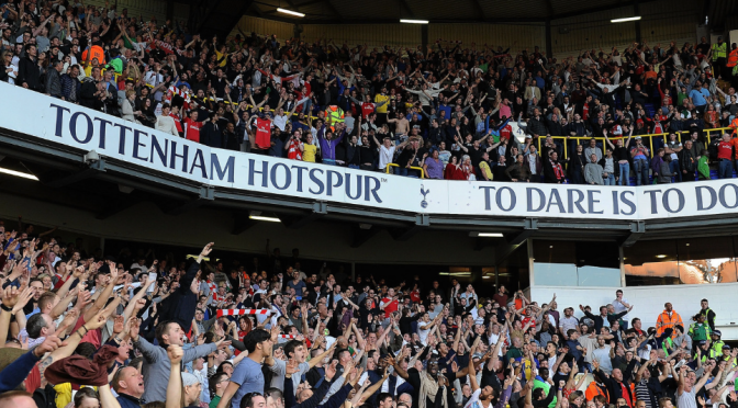 TOTTENHAM HOTSPUR F.C. LEAGUE REVIEW (2015 – 2016)