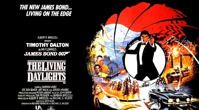 THE LIVING DAYLIGHTS (1987) – CLASSIC FILM REVIEW