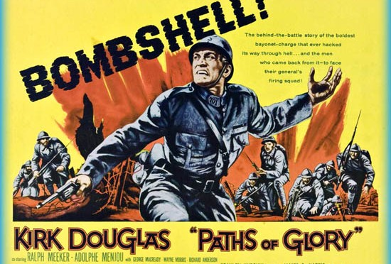 PATHS OF GLORY (1957) – CLASSIC FILM REVIEW