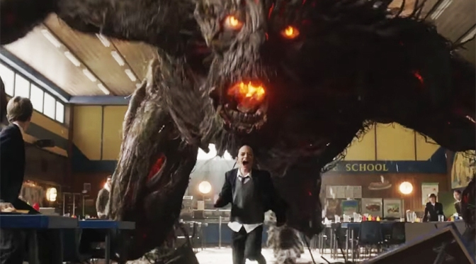 2016 BFI – LFF – A MONSTER CALLS (2016) – REVIEW