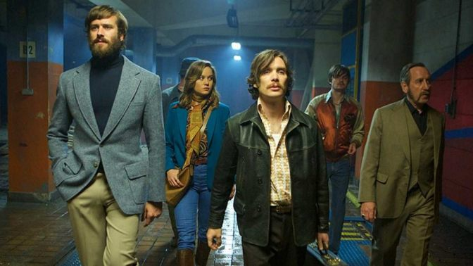 2016 – BFI – LFF – FREE FIRE (2016) – REVIEW