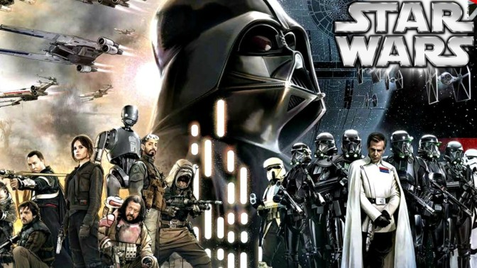 STAR WARS: ROGUE ONE – CINEMA REVIEW by PAUL LAIGHT