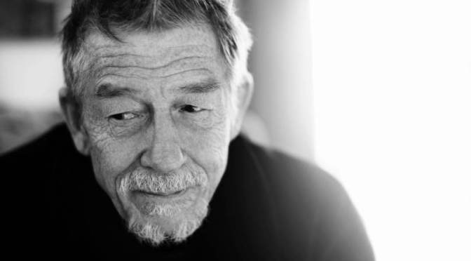 R.I.P – JOHN HURT (1940 – 2017) – PICTORIAL OBITUARY