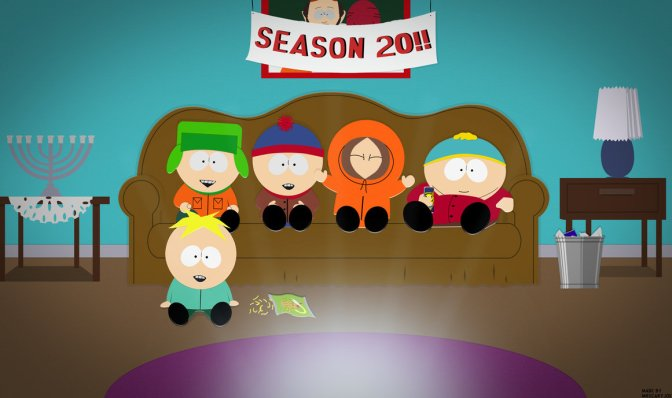 THE FRACTURED BUT TROLL! – SOUTH PARK – SEASON 20 REVIEW by PAUL LAIGHT