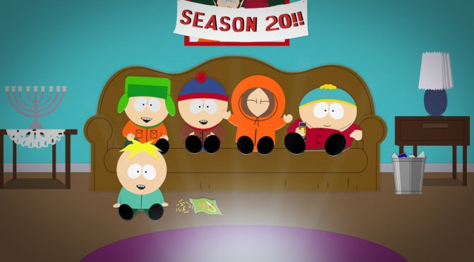 THE FRACTURED BUT TROLL! – SOUTH PARK – SEASON 20 REVIEW