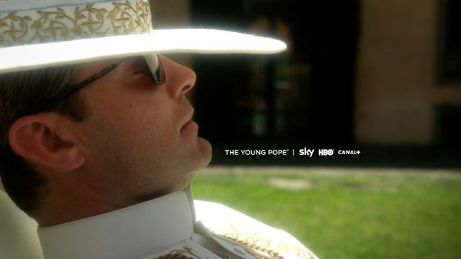 HOW'S YOUR CATHOLIC GUILT? THE YOUNG POPE REVIEW (2016)