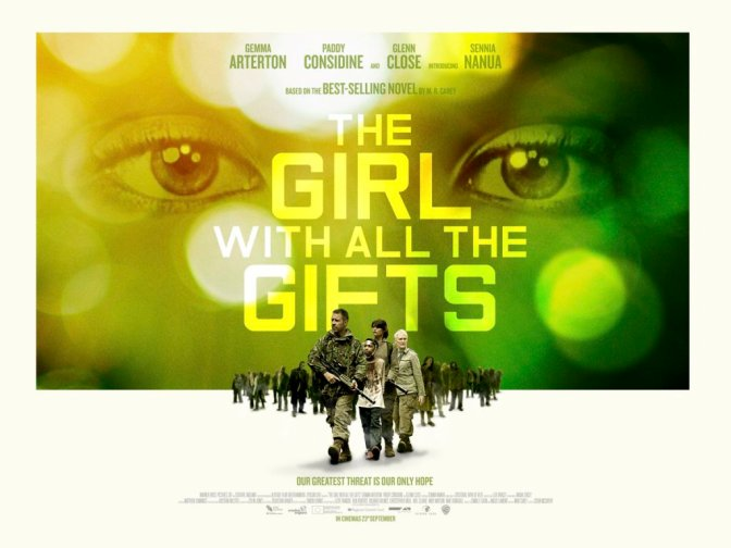 APOCALYPSE TO ZOMBIES: THE GIRL WITH ALL THE GIFTS (2016) REVIEW