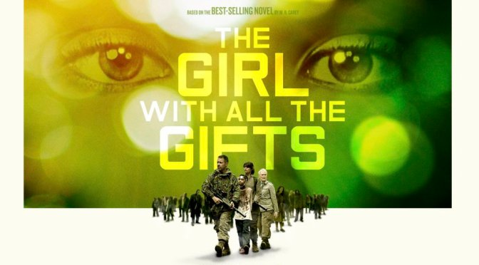 THE GIRL WITH ALL THE GIFTS (2016) FILM REVIEW