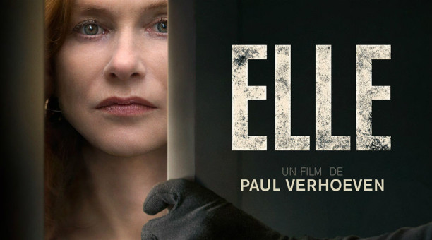 CINEMA REVIEW: ELLE (2016)