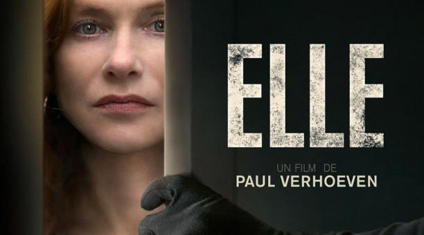 CINEMA REVIEW: ELLE (2016)