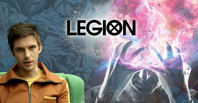 TV REVIEW: LEGION (2017)