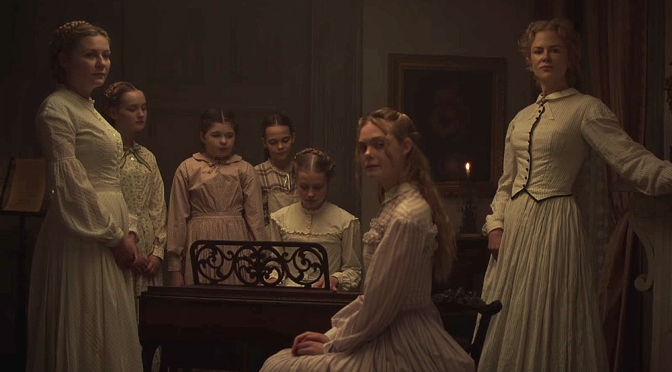 MOVIE PREVIEW: THE BEGUILED (2017)