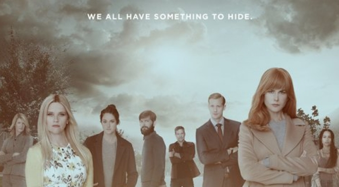 SCREENWASH – AMERICAN TV DRAMA REVIEWS, INCLUDING: BILLIONS, BIG LITTLE LIES & WALKING DEAD
