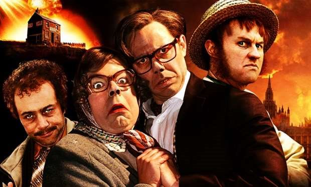 CLASSIC COMEDY REVIEW: TWELVETY MEMORABLE SKETCHES FROM THE LEAGUE OF GENTLEMEN