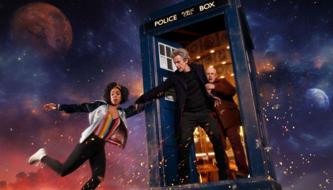 TIME TO SAY GOODBYE – DR WHO – SERIES 10 REVIEW
