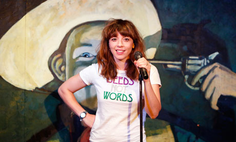 Comic Bridget Christie