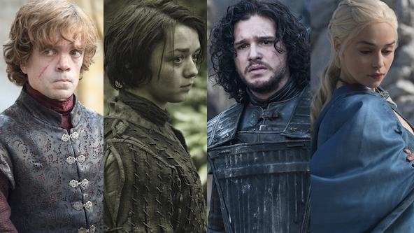 SIX OF THE BEST #10 – GAME OF THRONES FINEST HEROES!