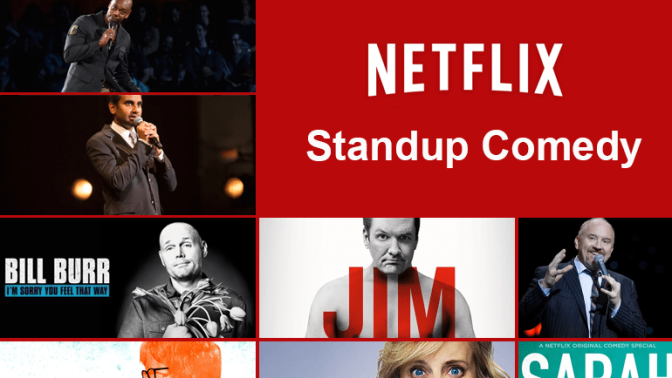 NETFLIX STAND-UP COMEDY SPECIAL REVIEWS!