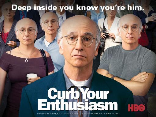 """8 EPISODES WHY HBO's 'CURB YOUR ENTHUSIASM' IS """"PRETTY GOOD!"""""""