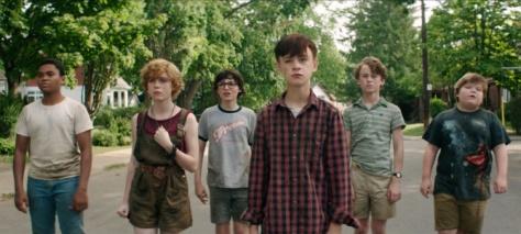 Stephen King's It Trailer screen grab