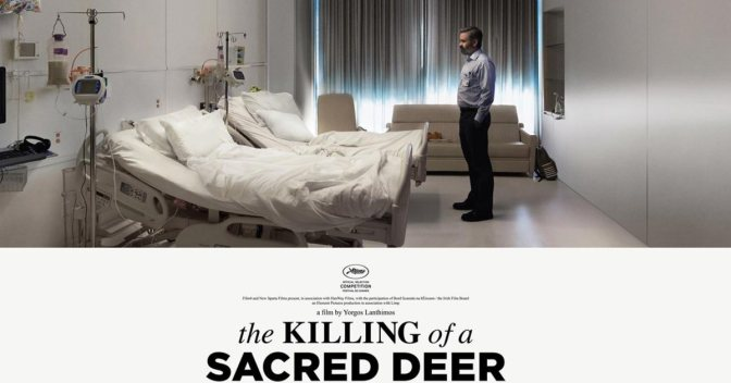 THE KILLING OF A SACRED DEER – LONDON FILM FESTIVAL 2017 – REVIEW
