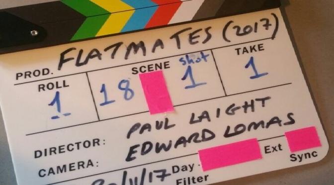 FLATMATES: A SHORT HORROR FILM PRODUCTION UPDATE