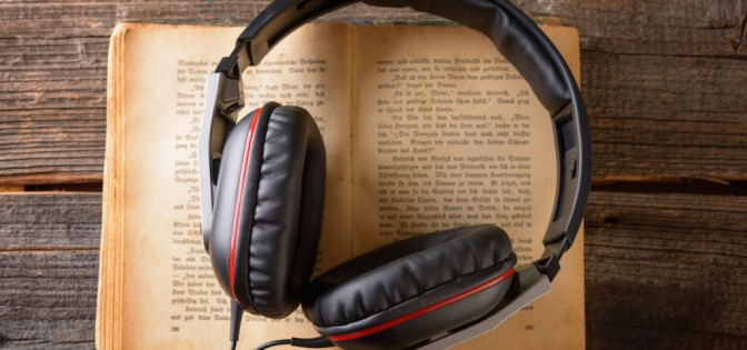 HEARING STORIES: SOME THOUGHTS AND REVIEWS ON AUDIO-BOOKS