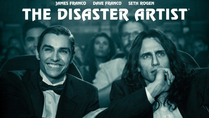 THE DISASTER ARTIST (2017) – MOVIE REVIEW