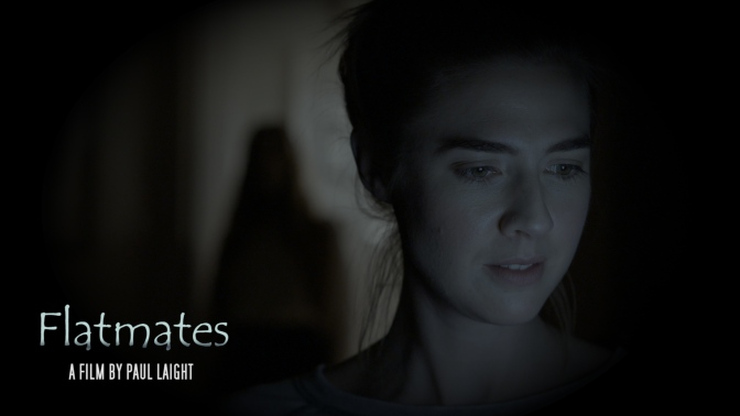 FLATMATES (2018): A SHORT HORROR FILM PRODUCTION UPDATE #2
