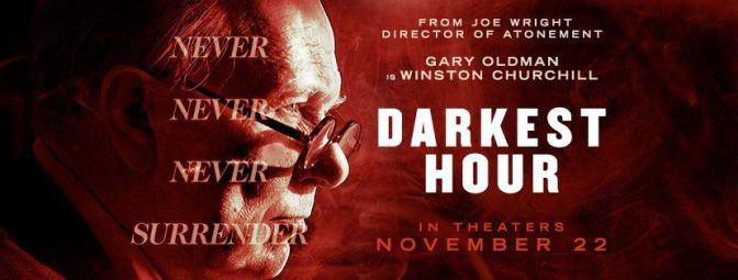 Gary Oldman shines in DARKEST HOUR (2017) – Cinema Review